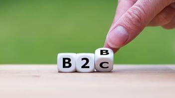 B2B vs B2C sales funnel